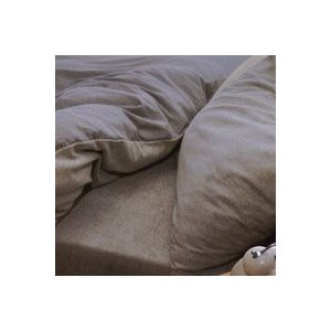 タオル&ダブルガーゼ 掛け布団カバー シングル超ロング 150x230cm 日本製 綿100%|mitibata