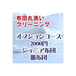 布団クリーニング・布団丸洗いサービス オプション2000円コース mitibata