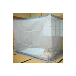水仙 交織麻蚊帳(かや) 4.5畳 200x250cm 日本製|mitibata