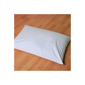 高さ調節可能な 洗えるそばがら枕 43x63cm|mitibata
