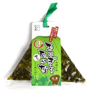 おにぎりたかな生姜味 150g/志賀食品|mitinoekiaso