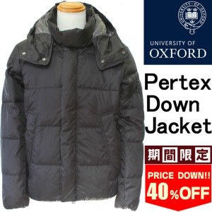 University of Oxford ユニバーシティオブオックスフォード Pertex Down Jacket パーテックス ダウンジャケット フード 軽くて暖かい 大人カジュアル|mitoman