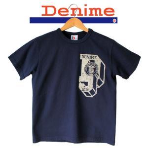 DENIME ドゥニーム DENIME TEE 30TH KING OF 半袖 Tシャツ|mitoman