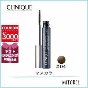 クリニーク CLINIQUE ラッシュパワーマスカラロングウェアリングフォーミュラ 6mL#04ダークチョコレート【定形外郵便可19g】|mitorel