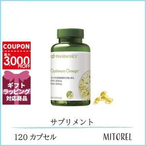 ■ニュースキン NUSKIN オプティマムオメガ 120カプセル【食品】|mitorel