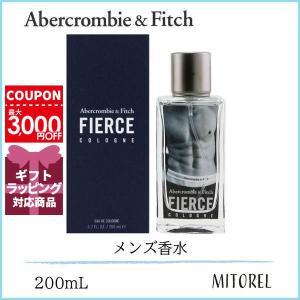 アバクロンビー&フィッチABERCROMBIE&FITCH フィアースコロンEDC 200mL【香水】|mitorel