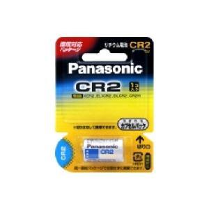 パナソニック カメラ用リチウム電池 CR2 ゆうパケット発送商品|mitsu-boshi-camera