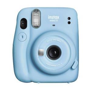 富士フィルム インスタントカメラ チェキ instax mini 11 スカイブルー|mitsu-boshi-camera