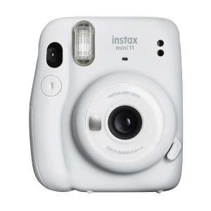 富士フィルム インスタントカメラ チェキ instax mini 11 アイスホワイト|mitsu-boshi-camera