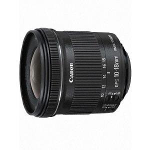 キヤノン CANON EF-S10-18mm F4.5-5.6 IS STM  3年間保険付