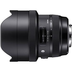 シグマ12-24mm F4 DG HSM Art キヤノン  3年延長保証付 (0085126205...
