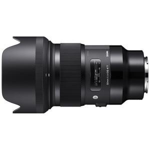 シグマ 50mm F1.4 DG HSM Art ソニー Eマウント用 3年延長保証付  (0085...