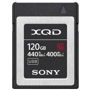 SONY XQDカード 120GB QD-G120F mitsu-boshi-camera