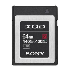 SONY XQDメモリーカード QD-G64F mitsu-boshi-camera
