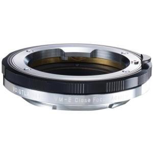 コシナ フォクトレンダー VM-E Close Focus Adapter ソニーフルサイズEマウン...