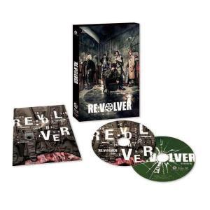 舞台「RE:VOLVER」 Blu-ray TCBD-0806 同梱不可