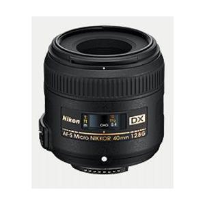 ニコンAF-S DX Micro NIKKOR 40mm F2.8G『1~3営業日後の発送』DXフォーマットマイクロニッコール【小型・軽量な接写用マクロレンズ】