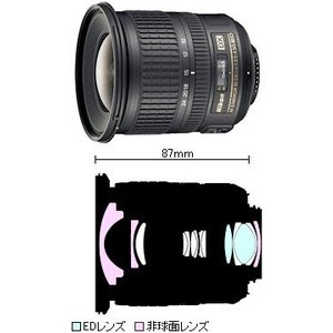 ニコンAF-S DXニッコール 10-24mm F3.5-4.5G ED『品薄納期2週間ほど』