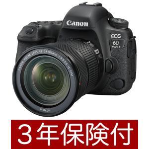 キヤノン EOS 6D Mark II・24-105 IS STM レンズキット『即納〜2営業日後の...
