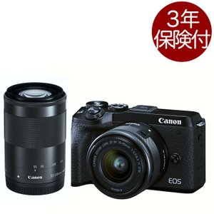 ・EOS M6 MarkII Black + EF-M18-150mm F3.5-6.3 IS ST...