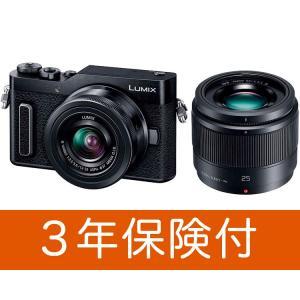 ・GF10 ブラック色本体 ・LUMIX G VARIO 12-32mm / F3.5-5.6 AS...