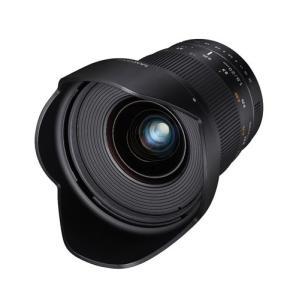 SamYang 20mm F1.8 ED AS UMC Nikon-AE CPU内蔵ニコンマウント広...