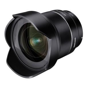 サムヤンAF14mmF2.8ソニーE [14mmの焦点距離で約114度の超広角を実現。風景撮影やスナ...