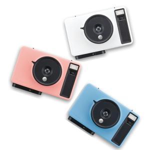 タカラトミー ピックトス Pixtoss インスタントトイカメラ TCC-05『ピンク色/ブルー色:...
