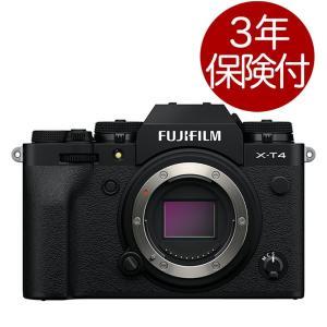 FUJIFILM X-T4 ブラック ボディー ミラーレス一眼デジタルカメラ『2020年4月28日発売』|mitsuba