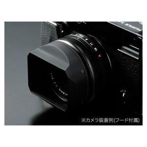 35mm換算:27mm 広角単焦点レンズ 7群8枚、非球面レンズ2枚 絞り:F2-F16(1/3ステ...