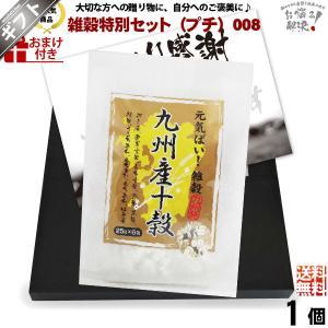 雑穀米 特別プチギフト 「九州産 十穀米 150g ×1」「おまけ付」 (002008)