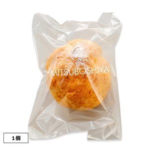レアチーズシュークリーム 1個 mitsuboshi