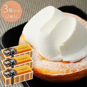 横濱チーズケーキ 2個入り×3セット|mitsuboshi