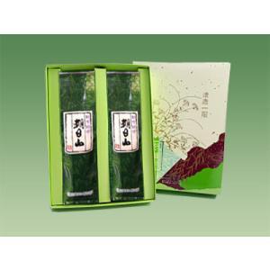ギフト 朝日山 180g 平袋入り2本セット mitsuda-seicha
