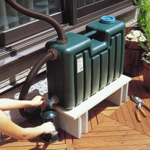 雨水タンク 貯水タンク 節水タ ンク 50L|mitsugiron