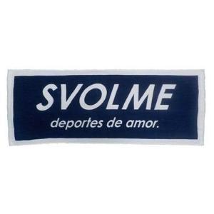 スボルメ SVOLME ロゴフェイスタオル サッカー・フットサル 小物 171-26929-032