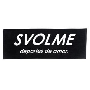 スボルメ SVOLME ロゴフェイスタオル サッカー・フットサル 小物 183-89729-010
