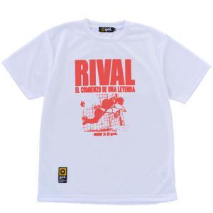 ゴル GOL ドライシャツ ライバル サッカー・フットサル メンズウェア G992-730-001