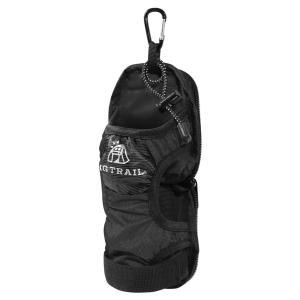 ペットボトルホルダーカバーVer.2.0【MGTRAIL】登山リュックベルトに装着ケージポケットに入...