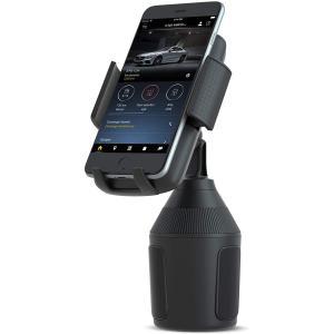 スマホ用車載ホルダー ドリンク式携帯ホルダー スマホホルダー スタンド携帯ホルダー 柔軟なアーム 取り付け簡単/360度回転可能|mitsuiti