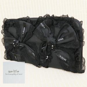 amitie(アミティエ)/財布/黒/AM201679|mitsuki-web