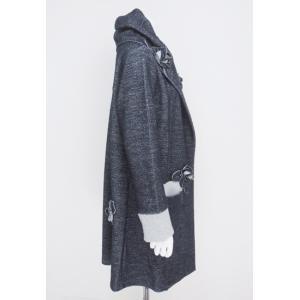Bona(ボナ)/コーディガン/紺/BO117402|mitsuki-web|02