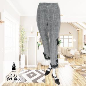BelPaci(ベルパーチ)/パンツ/黒/BP20292|mitsuki-web