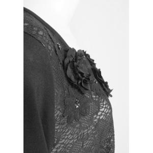 BelPaci(ベルパーチ)/チュニック/黒/BP51349|mitsuki-web|06