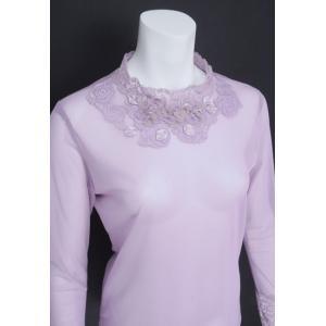 BelPaci(ベルパーチ)/Tシャツ/パープル/BP51452|mitsuki-web|04