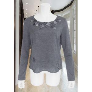 BelPaci(ベルパーチ)/Tシャツ/グレー/BP51456|mitsuki-web