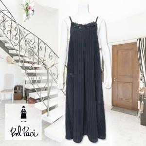 BelPaci(ベルパーチ)/ジャンパースカート/紺/BP60103|mitsuki-web