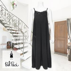 BelPaci(ベルパーチ)/ジャンパースカート/黒/BP60103|mitsuki-web