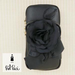 BelPaci(ベルパーチ)/スマホケース/黒/BP92991|mitsuki-web