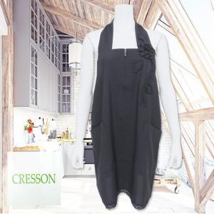 CRESSON(クレソン)/ジャンパースカート/黒/C915456|mitsuki-web